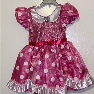 Minnie Mouse dress/ costume